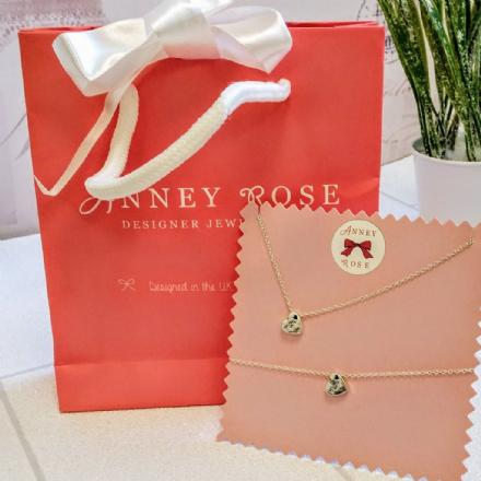 Over 50% off Anney Rose Mum Necklace and Bracelet set